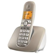 PHILIPS XL590 CORDLESS PHONE - Phone Box
