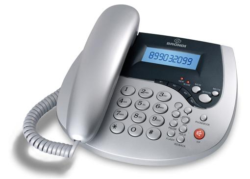 BRONDI TM-10V PHONE - Phone Box
