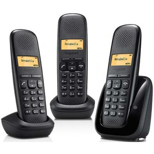GIGASET AS150 TRIO CORDLESS PHONE - Phone Box