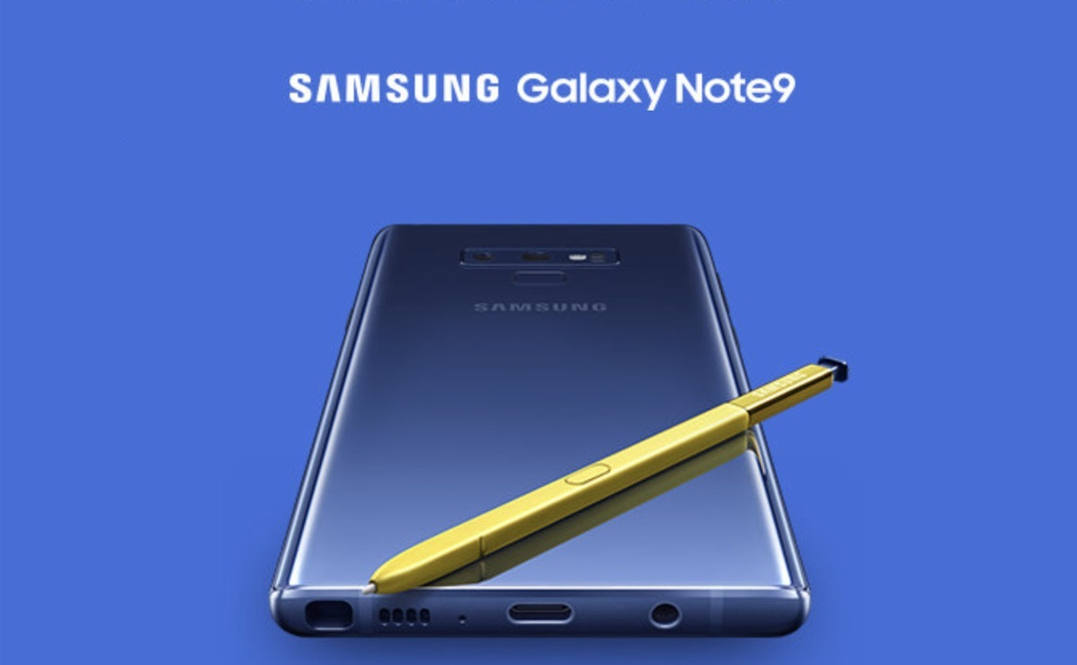 Samsung Galaxy Note 9: More than just a Phablet