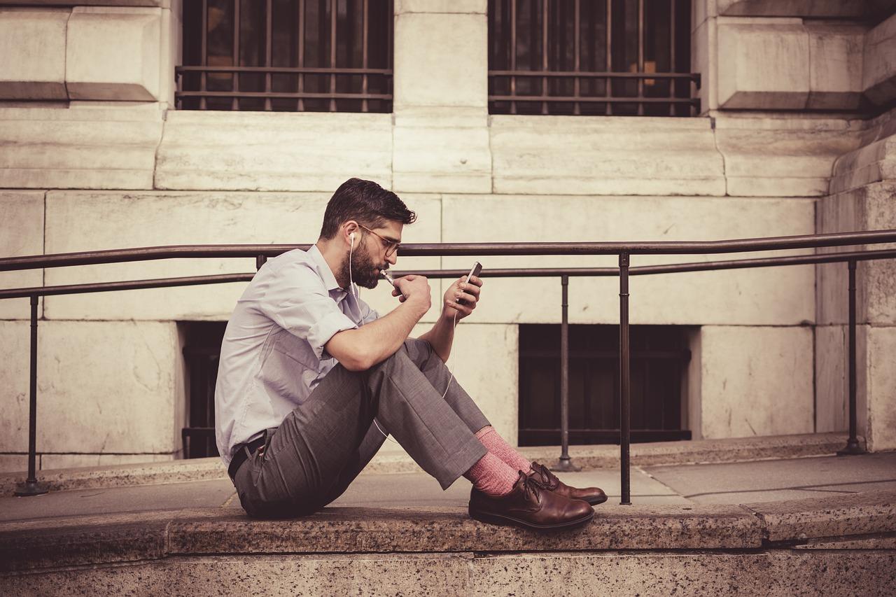 videocall, smartphone