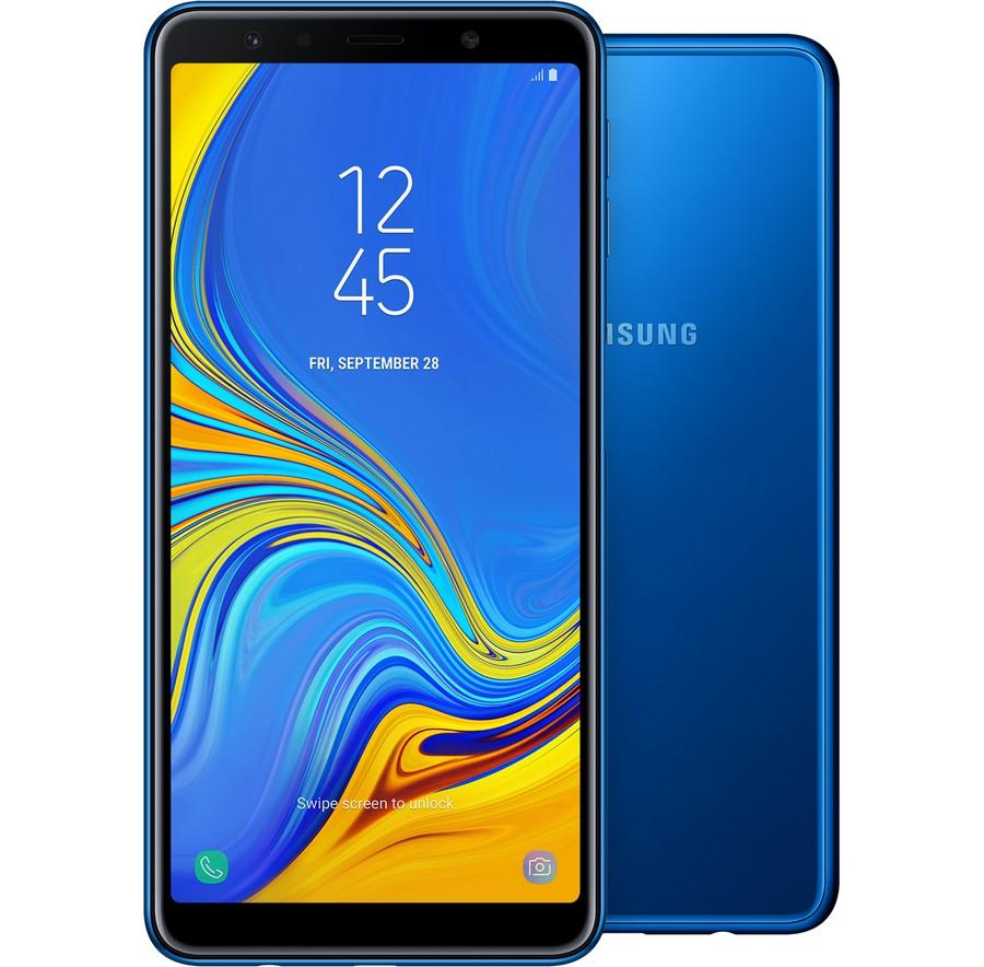 SAMSUNG A7 2018 DUAL - Phone Box