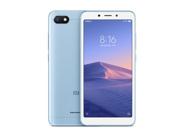 XIAOMI REDMI 6A DUAL - Phone Box