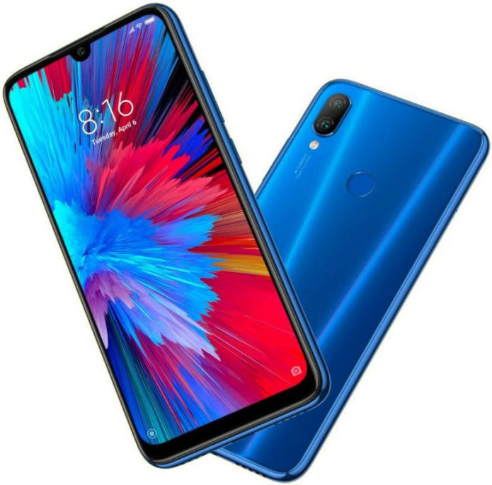 XIAOMI REDMI NOTE 7 64GB 4GB RAM