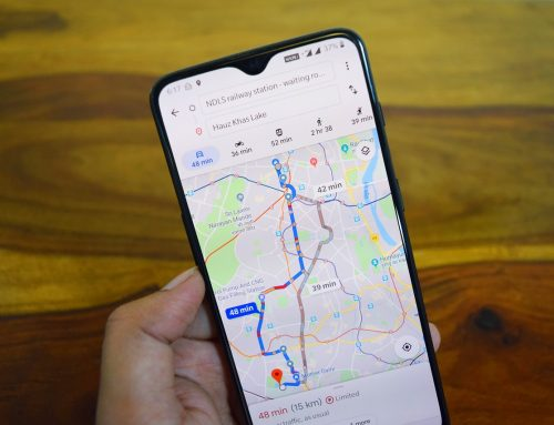 How Google Maps Can Help You Never Get Lost