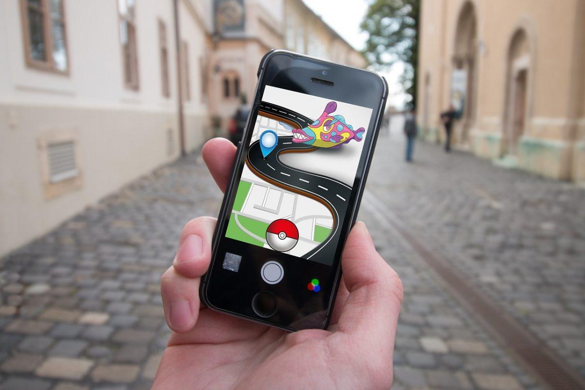 pokemon go app game