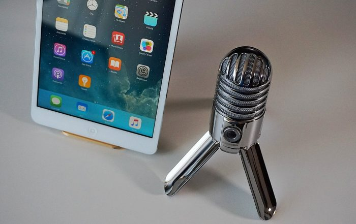 microphone for podcasts