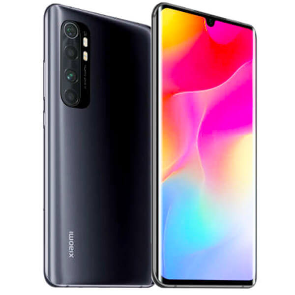Xiaomi Note 10 Lite Midnight Black