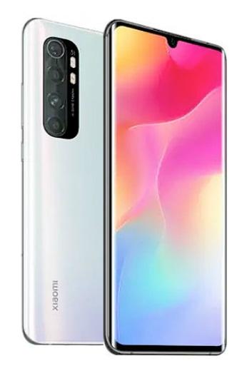 Xiaomi Note 10 Lite Glacier White