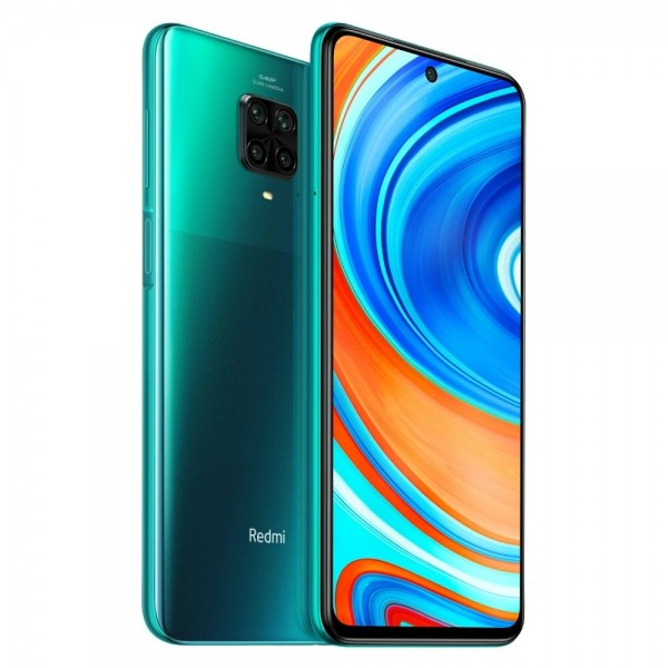 Xiaomi Note 9 Pro Tropical Green