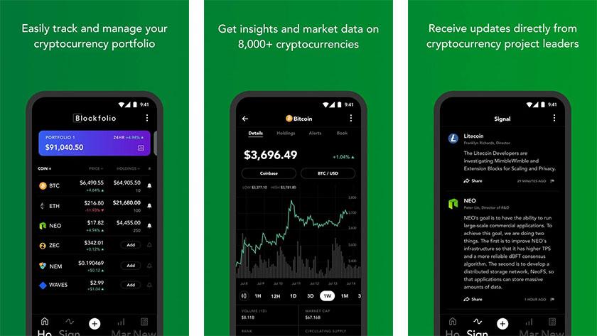 ingyenes bitcoin apps android
