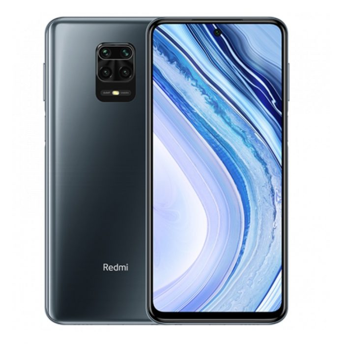 Xiaomi Note 9S Interstellar Gray