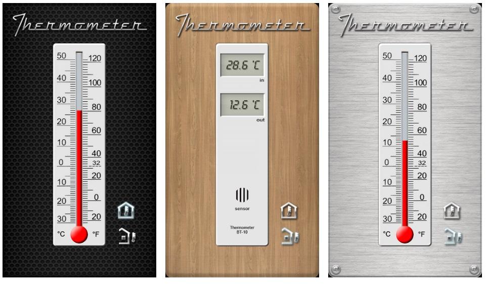 Borce Trajkovski Thermometer