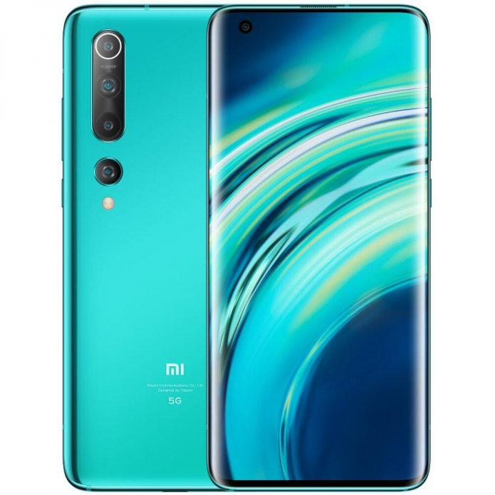 Xiaomi Mi 10 5G Coral Green