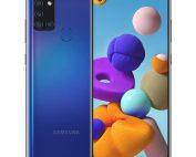 Samsung Galaxy A21S 32GB 3GB Blue