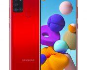 Samsung Galaxy A21S 32GB 3GB Red