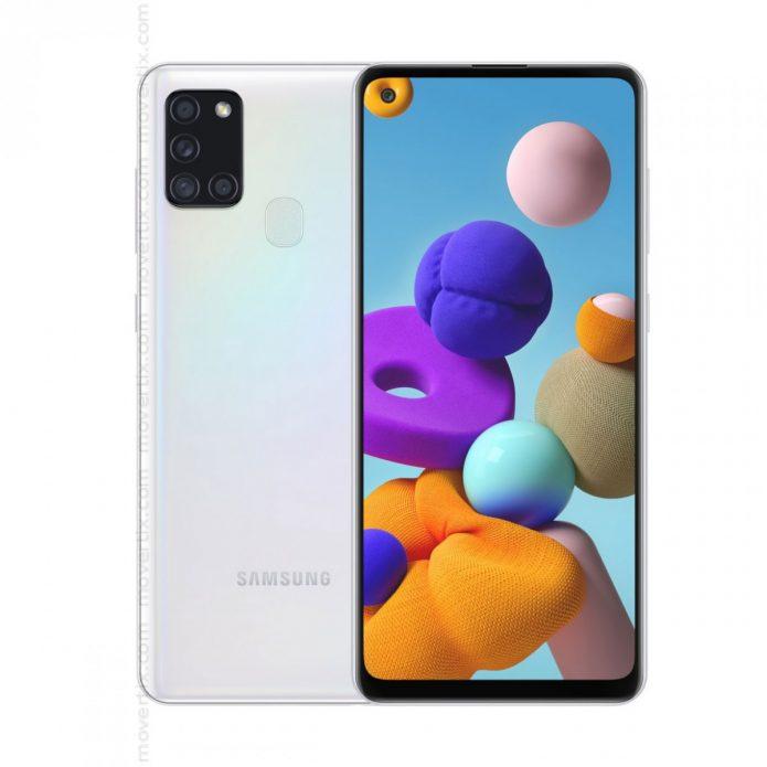 Samsung Galaxy A21S 32GB 3GB White