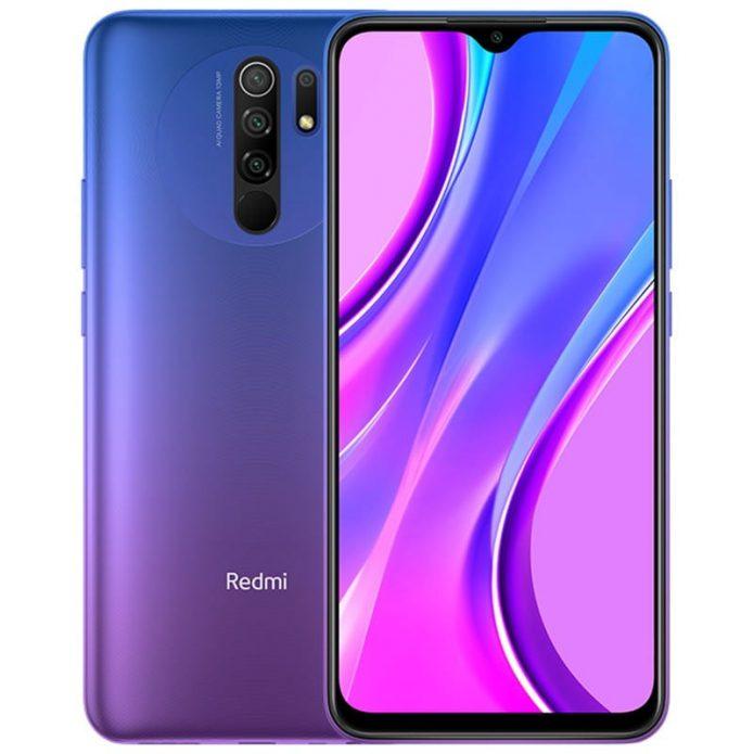 Xiaomi Redmi 9 Dual Sim Sunset Purple