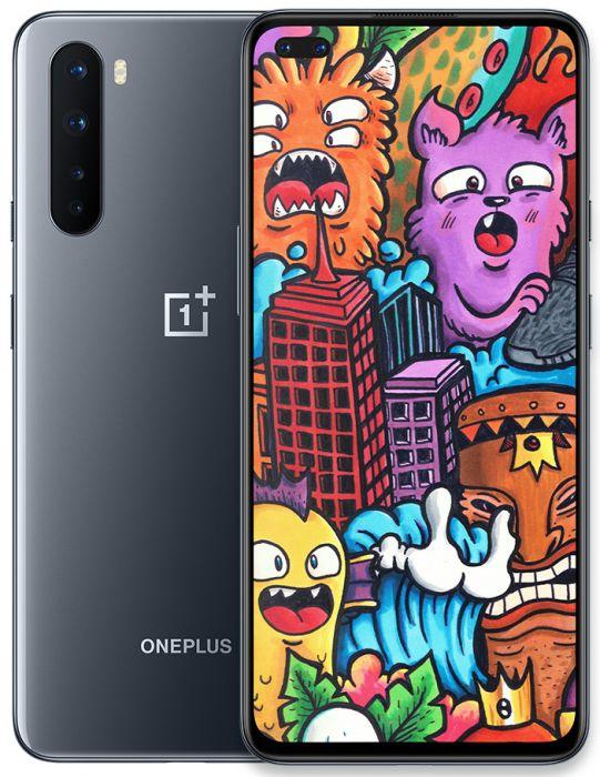 OnePlus Nord 5G Dual Sim Grey Onyx