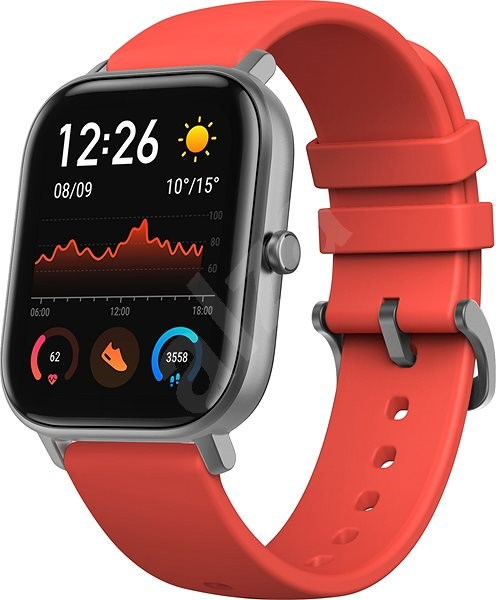 Xiaomi Amazfit GTS Orange Smartwatch