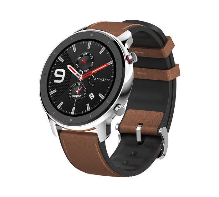 Xiaomi Amazfit GTS Stainless Steel Smartwatch