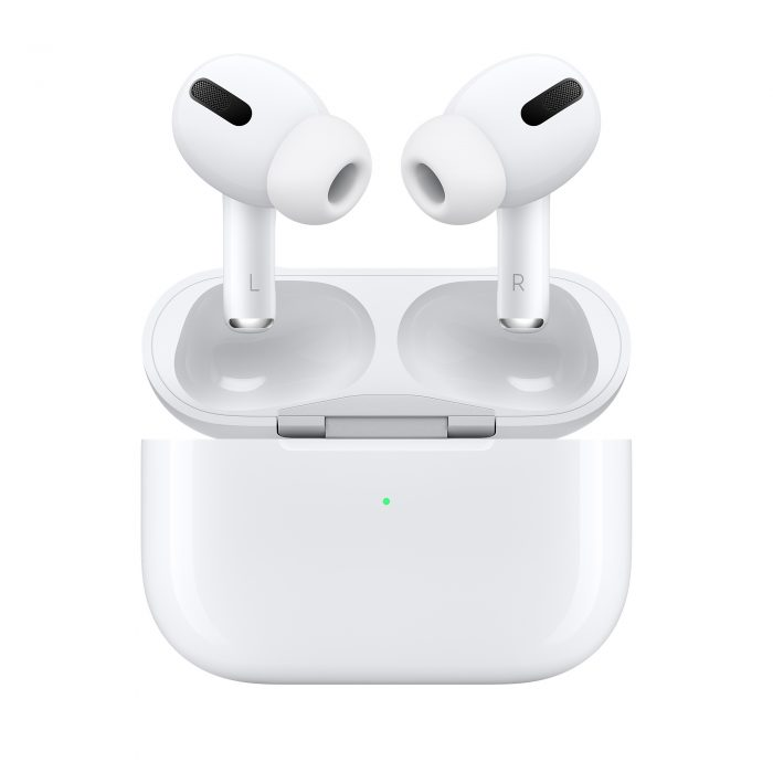 Apple AirPods Pro Noise Cancelling Earbuds w/Wireless Charging Case
