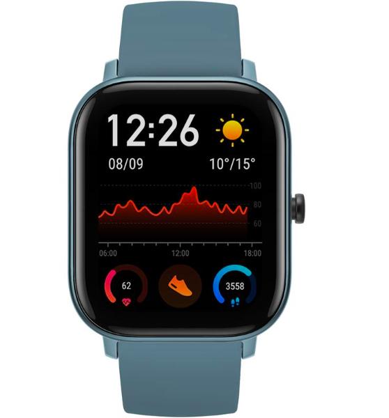 Xiaomi Amazfit GTS Blue Smartwatch