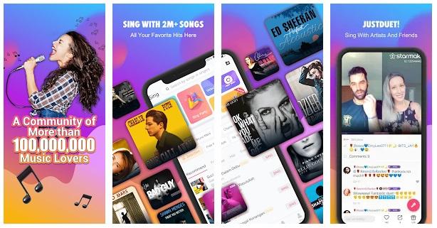starmaker karaoke app