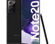 Samsung Galaxy Note 20 Ultra 5G Dual Black