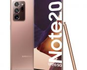 Samsung Galaxy Note 20 Ultra 5G 256GB Dual Sim Bronze