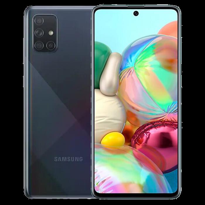 Samsung Galaxy A71 Dual Sim Black