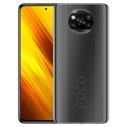 Xiaomi Pocophone X3 NFC Dual Sim 128GB 6GB Grey