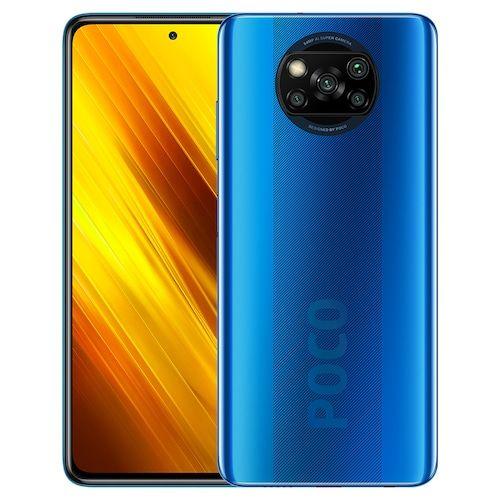 Xiaomi Pocophone X3 NFC Dual Sim 128GB 6GB Blue