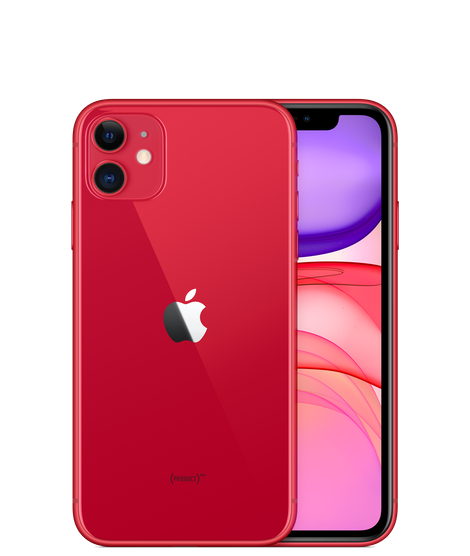 Apple Iphone 11 64 Gb Red Product