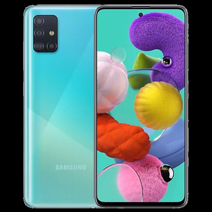 Samsung Galaxy A51 128GB 4GB Dual Sim Blue