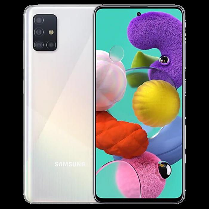 Samsung Galaxy A51 Dual Sim White