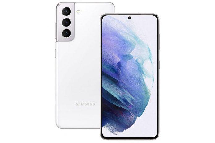 Samsung Galaxy S21 5G 128GB 8GB Dual Sim White