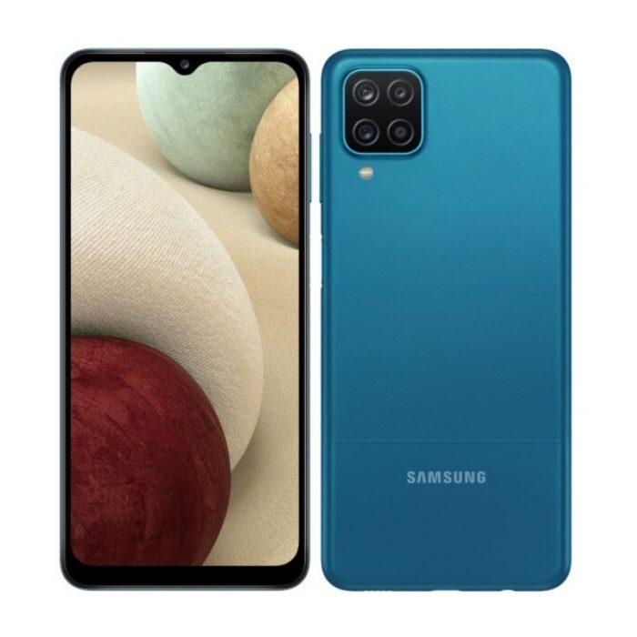 Samsung Galaxy A12 64GB 4GB Dual Sim Blue