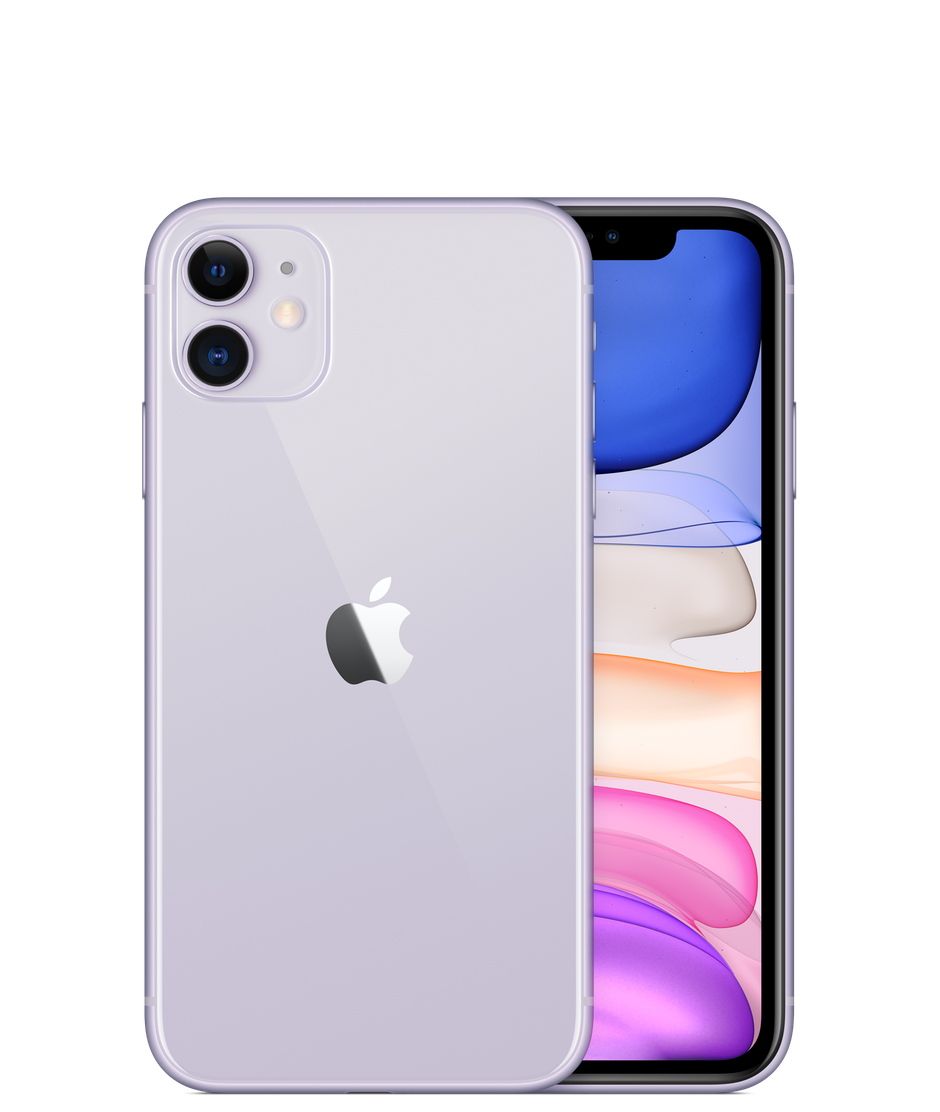 Apple iPhone 11 64GB Lilac