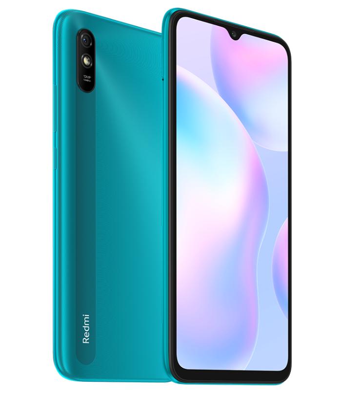 Xiaomi Redmi 9A Green