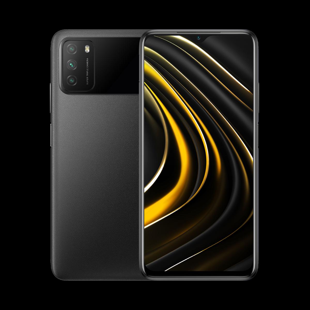 Xiaomi Poco M3 128GB 4GB Black