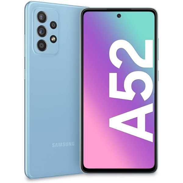 Samsung Galaxy A52 Blue