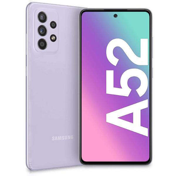 Samsung Galaxy A52 Lavender