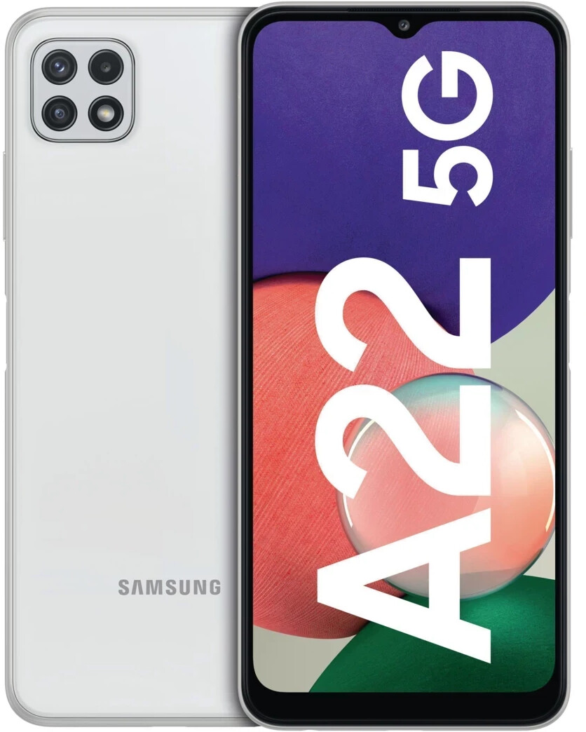 Samsung Galaxy A22 5G White