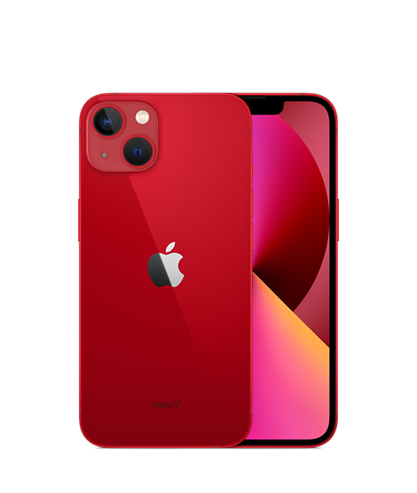 Apple iPhone 13 Red
