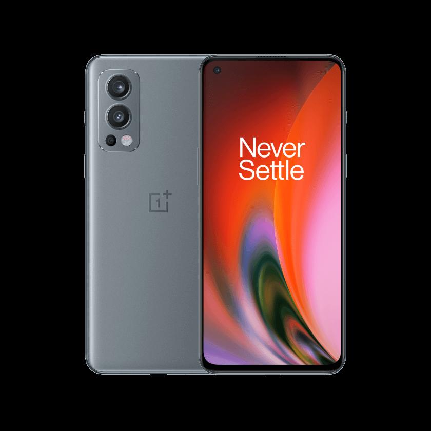 OnePlus Nord 2 5G Dual Sim Gray Sierra